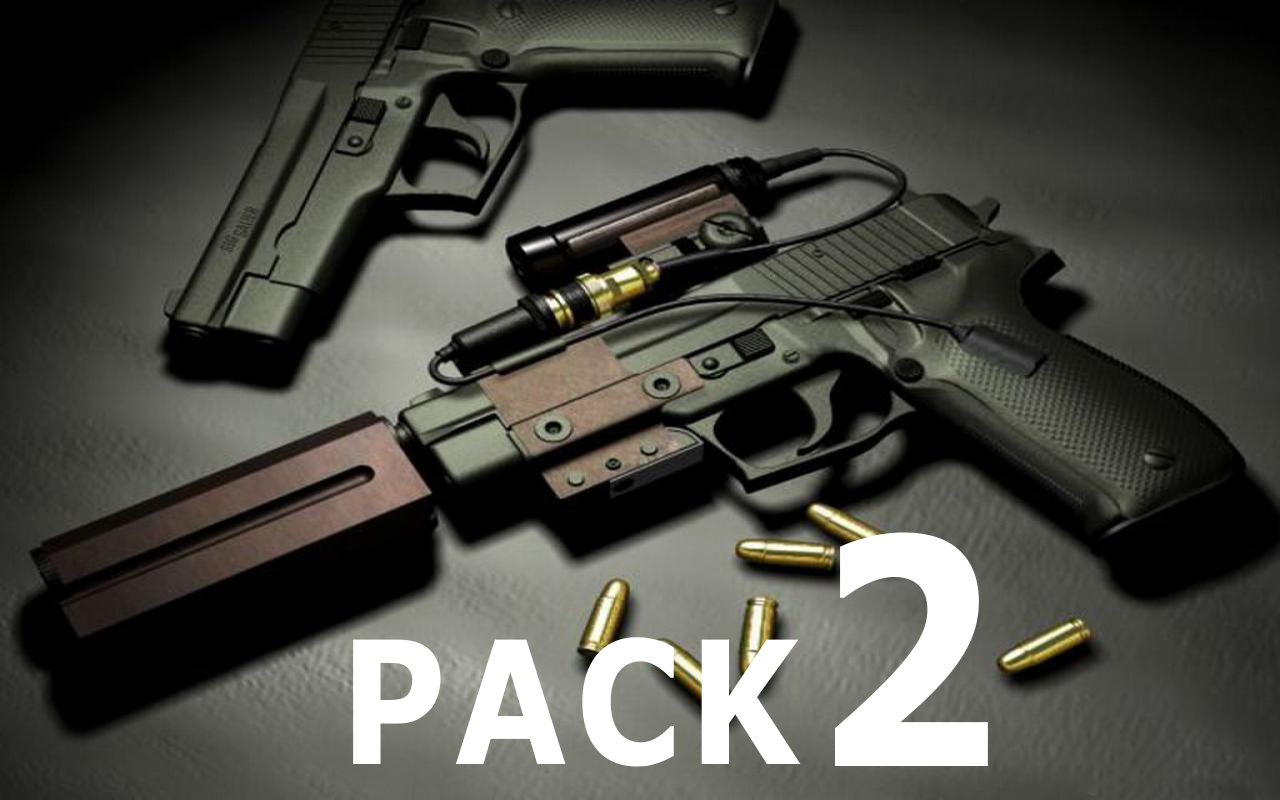 gun pack 2 free sound effects
